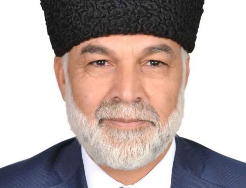 From Ambassador notes: Tedo Japaridze's interview with Zuhdi Janbek, a Jordanian general with the Circassian origin