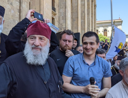 Georgian ombudsman names priest, blogger as organizers of July 5 anti-LGBTQ rally and calls for their prosecution