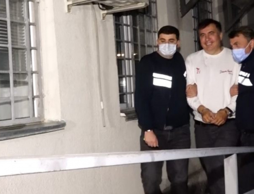 Saakashvili receives emergency treatment as health seriously deteriorates after 25 days on hunger strike